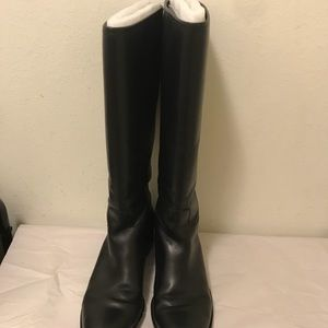 Banana Republic Shoes - Banana Republic leather riding boots